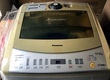 Panasonic Washing Machine NA-F120T1 12KG