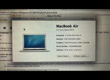 2 MacBook Air 13-inch 2014