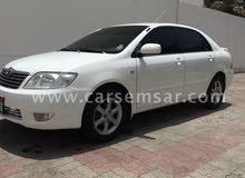 Toyota Corolla 2006 - Mansoura