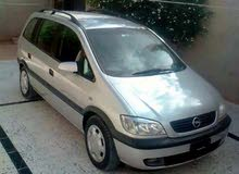 2001 Used Zafira with Manual transmission is available for sale