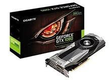 For sale gigabyte gtx 1080 fe