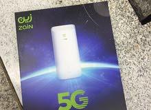 للبيع راوتر هواوي 5G   ( مودم ) جديد لم يفتح من الكوتون