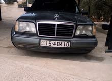 Used Mercedes Benz E 200 for sale in Irbid