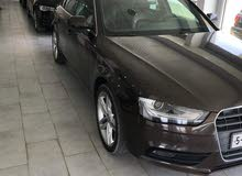 Gasoline Fuel/Power   Audi A4 2014