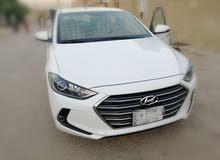 New Hyundai Elantra in Baghdad