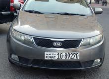 Automatic Grey Kia 2012 for sale
