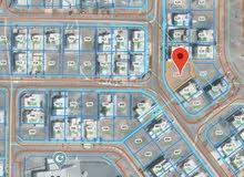 ارض سكنية بالمعبيلة 8 مساحة 808 متر