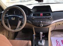 هوندا أكورد 2012 سلندر 4 الون گحلي