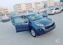 Gasoline Fuel/Power   Kia Sportage 2018