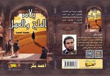 بلاد الملح والعسل مجموعة قصصية