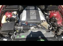 مكينة BMW 540i موديل 1998 بحالة ممتازة