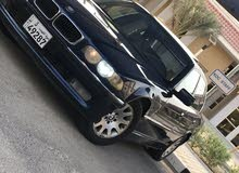 Blue BMW 730 2001 for sale