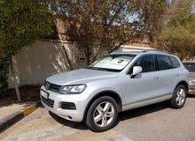 Volkswagen Touareg  2014 Excellent Condition