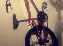 عجلة BMXحالة ممتازة مقاس متوسط