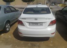 Hyundai Accent car for sale 2014 in Tripoli city