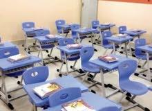 ماصات مدرسية طاولات مدارس