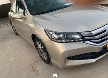 Automatic Honda 2016 for sale - Used - Buraidah city