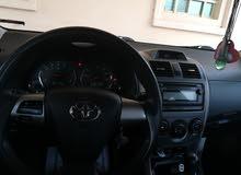 Toyota Corolla 2012 For sale - White color