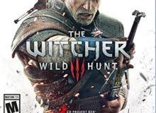 مطلوب the witcher3 نسخه عربيه