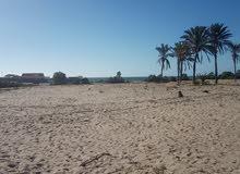 اراضي سياحية للبيع في خانيونس والقرارة ودير البلح البحر وقريبة من البحر
