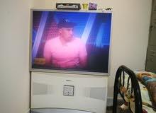 تلفاز توشيبا كبير بحالة ممتازة للبيع