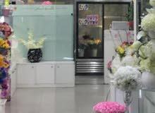 للبيع محل زهور في مجمع راقي بحولي