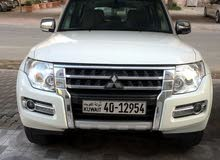 Automatic White Mitsubishi 2016 for sale