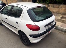 Manual White Peugeot 2001 for sale