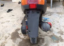 Yamaha motorbike made in 2016 for sale
