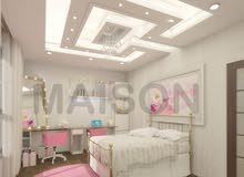 شقة بتشطيب فندقي عالي في اجمل مناطق شفا بدران ومن المالك مباشرة