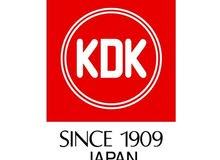 مراوح سقف ماركة KDK