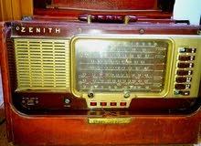 راديو قديم انتيك