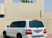 White 2003 Land Cruiser 2003 Automatic GCC