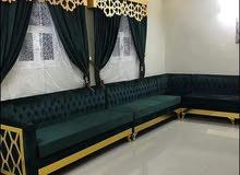 صنع أريكة جديدة ، تغيير ملابس الأريكة ، إصلاح الأريكة ، أعمال السجاد / 74775128