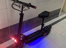 Electric scooter speed 62Km سكوتر الكهربائي سرعته