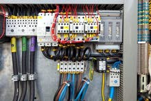 We are doing electrical and wires & cables works