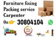 Shifting and moving All Kind of furniture packing and wrapping service to