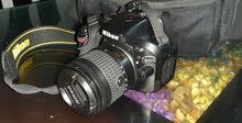 كاميرا نيكون D5200 للبيع