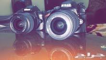 كاميرات D3000 و D3200