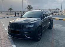 price / dhs 68000/= srt8 jeep grand cherokee / 2013