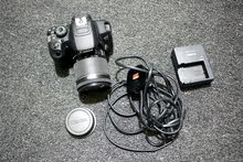 كاميرا كانون 700D شتر 7k