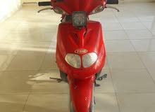 دراجة نارية TGB