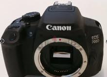 camer canon d700