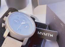 ساعة الحميضي ماركة MVMT جديدة