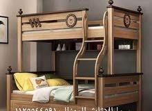 سرير بدورين و2دورج من شغلنا ع الطبيعه