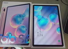 Samsung Galaxy Tab S6 128 GB ,Sim/Wifi ,Perfect Condition same as New