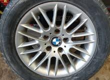 ديسكوات BMW دبل ريشة بالقومات