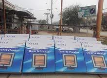 دفاية كهربائية quartz heater Lx 80D جملة