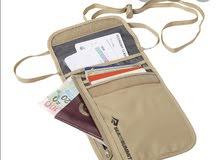 (مطلوب) محفظة جواز سفر