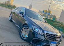 ايجار سيارات مرسيدس S400